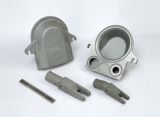 Pump Covers Rocker Arms